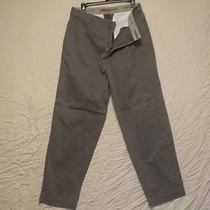 Vintage Abercrombie Fitch zipped cotton jeans